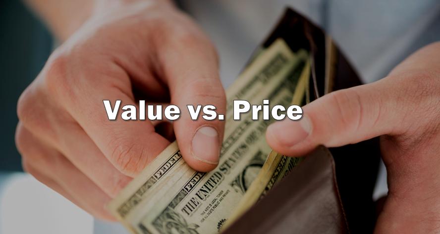 व्यवसायात यशस्वी व्हायचं असेल तर मूल्य आणि शुल्क यातला फरक ओळखा