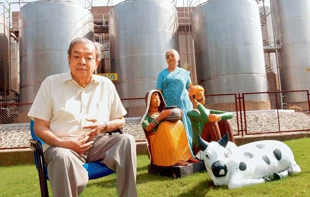 जिद्दीला सलाम :: भारताला जगातील सर्वात मोठा दूध उत्पादक देश बनविणारा नायक – डॉ. वर्गीस कुरियन