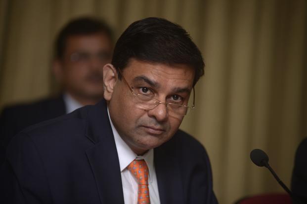 RBI गव्हर्नर उर्जित पटेल यांचा राजीनामा
