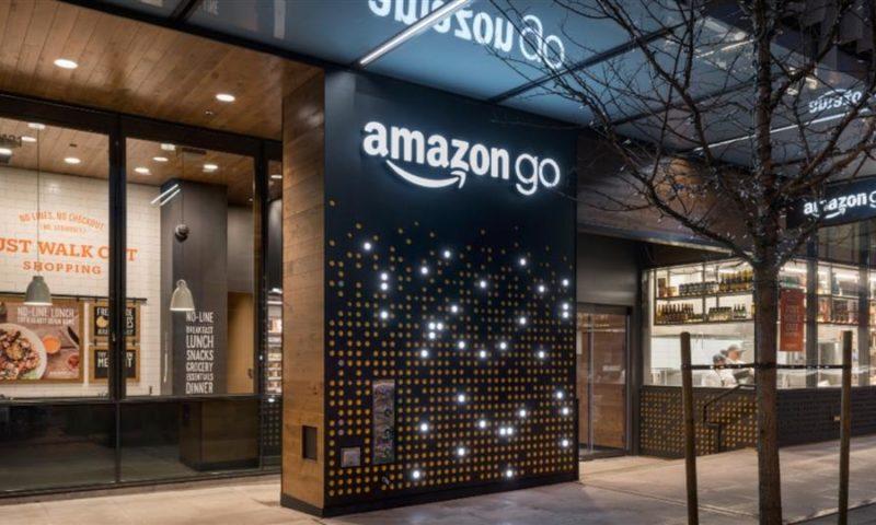 """स्टार्टअप कट्टा – """"अमेझॉन गो"""" ओळख भविष्याची… स्वयंचलित खरेदीची…"""